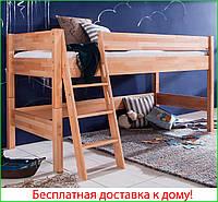 Кровать чердак трансформер b02 80х190 см ТМ Mobler