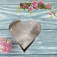 Соляная лампа «Сердце » (4-5 кг), фото 1