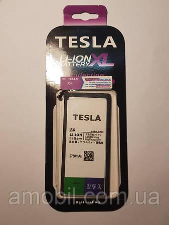 Аккумулятор TESLA Samsung S6 G920 EB-BG920ABE (2750mAh) orig