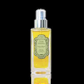 """Масло для тела, волос, массажа и ванны """"Зеленый чай/Имбирь"""" 100мл La Sultane de Saba BEAUTY OIL - GINGER GREEN"""