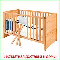 Кровать трансформер d501 70х140 см ТМ Mobler