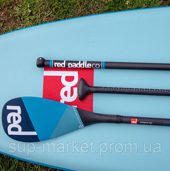 Весло Red Paddle Co Carbon 100 3pc 2019