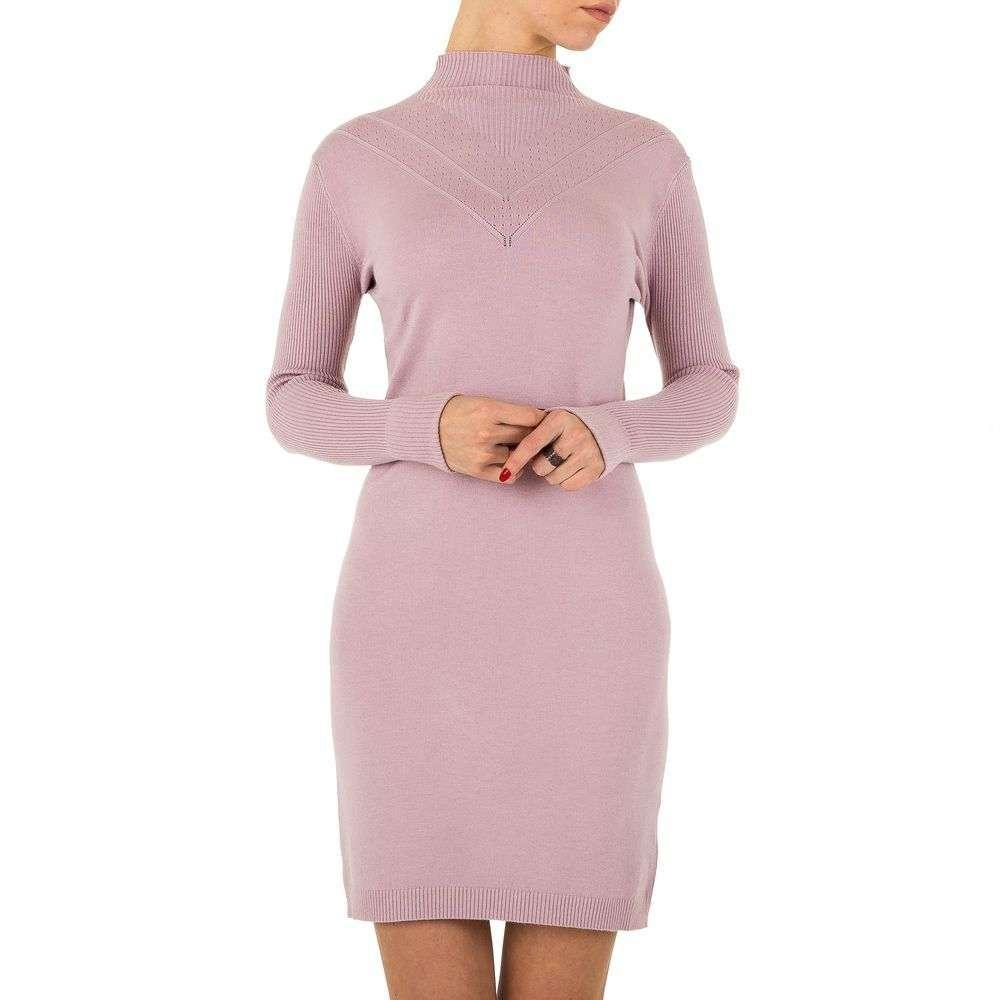 Женское платье от Shk Paris, размер one size - pink - KL-K101-розовый