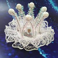 """Шпилька """"Корона"""" на подарунок дівчинці., фото 1"""