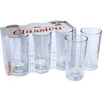 """Набор стаканов Сидней Классик-6шт-230гр,h-126мм,d-65мм под. уп.""""HL"""" быт"""