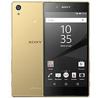 Sony Z5 золотий