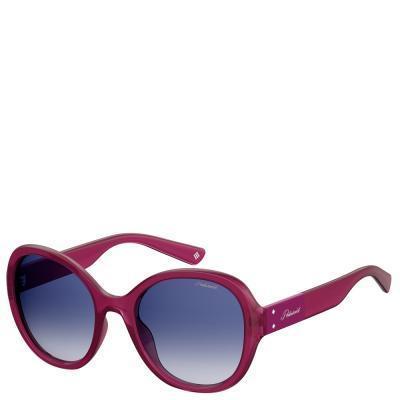 Солнцезащитные очки Polaroid Очки женские с ультралегкими поляризационными  линзами POLAROID (ПОЛАРОИД) POL4073FS-LHF59JR 8c5c21989ad6a