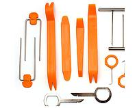 Набор инструментов 12 штук (автомобильный, салон, магнитола)