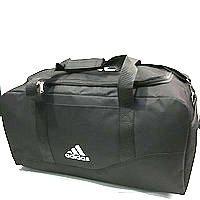 Універсальні спортивні сумки Adidas (чорний)25*53см
