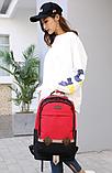Рюкзак Chuangyipai красный, фото 4