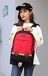 Рюкзак Chuangyipai красный, фото 3