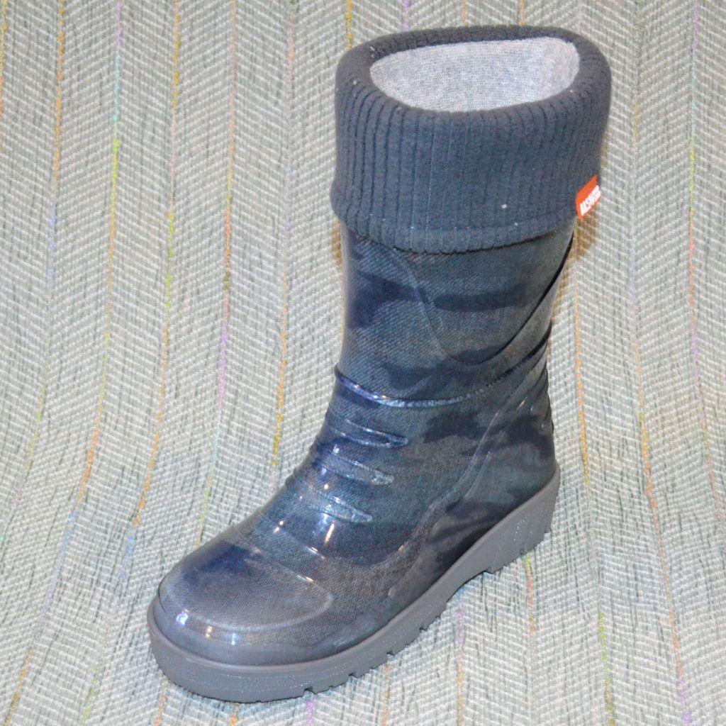 Гумові чоботи jeans, Alisa line розмір 33