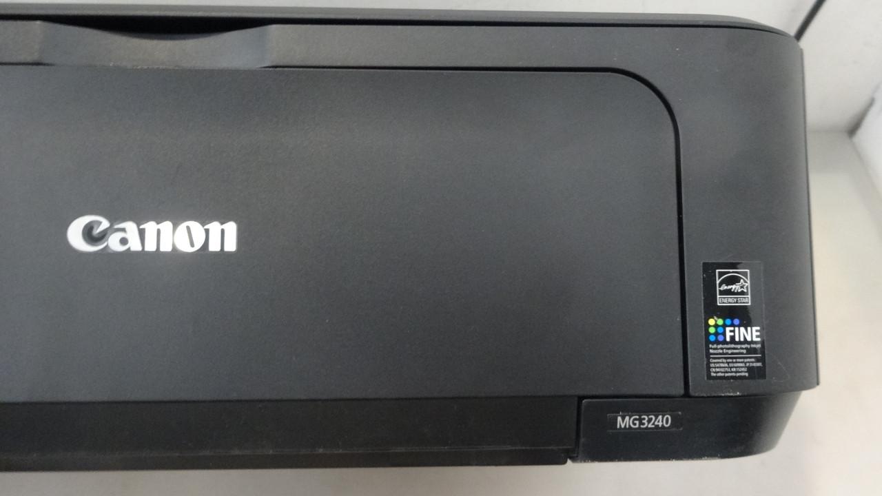 Принтер МФУ Canon PIXMA MG3240 на запчасти
