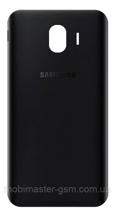 Задняя крышка Samsung J400 Galaxy J4 (2018) черная