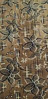Ткань для обивки мебели Шпигель Цветок корич.