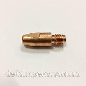 Наконечник токосъемный М8 D1,6/10/30 Binzel, фото 2