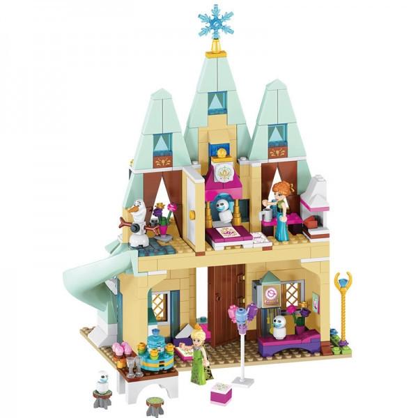 Конструктор Lepin 01018 (аналог Lego 41068 Disney) «Праздник в замке Эренделл» 515 деталей