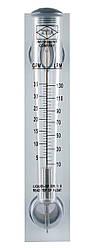 Ротаметр для води FM 30 (10-130 л/хв) панельний