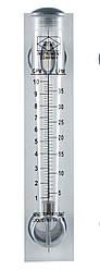 Ротаметр для воды (5 -35 л/мин) панельный (расходомер) FM 10