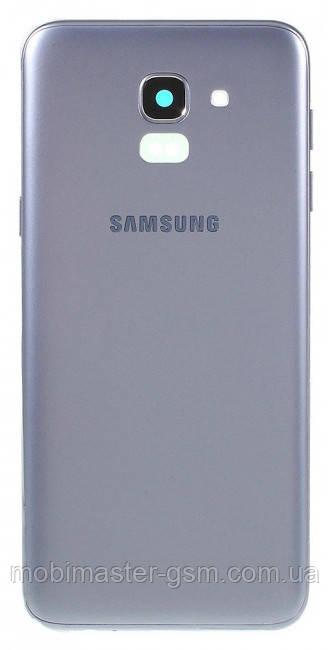 Задняя крышка Samsung J600 Galaxy J6 (2018) lavenda