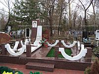 Памятник из гранита и мрамора №30