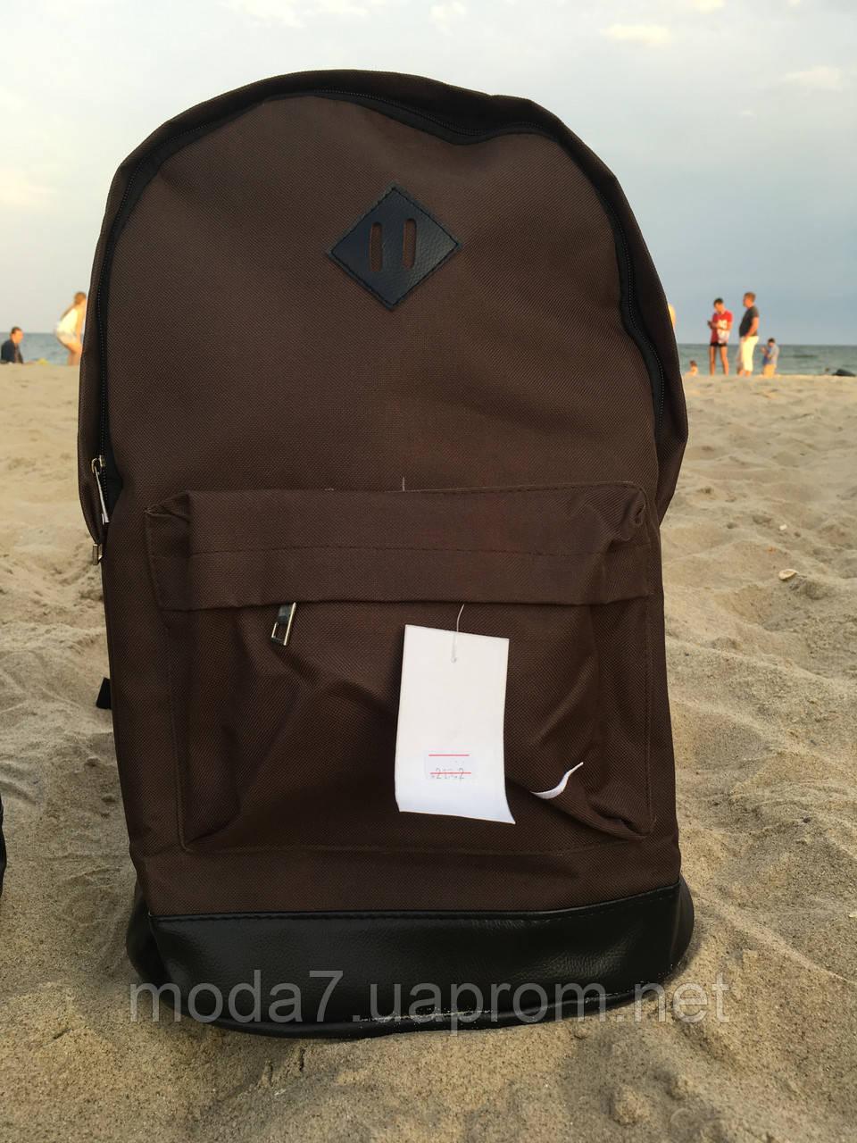 Спортивный рюкзак Nike коричневый реплика