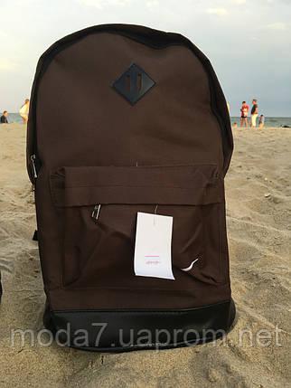 Спортивный рюкзак Nike коричневый реплика, фото 2