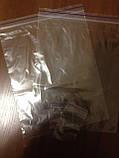 Пакеты полиэтиленовые с замком ZIP-LOCK, с печатью логотипа, фото 2