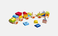 Откройте для себя Tooky Toys, креативные деревянные игрушки