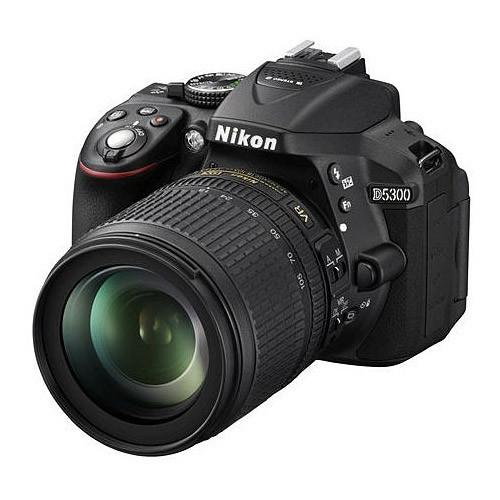 Фотоаппарат Nikon D5300 kit 18-105 VR ( на складе )