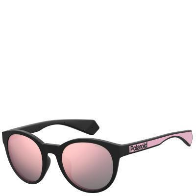 Солнцезащитные очки Polaroid Очки женские в гибкой оправе с поляризационными  ультралегкими зеркальными линзами POLAROID (ПОЛАРОИД c2a4b69002d96