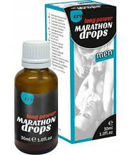 Продлевающие капли для мужчин HOT ERO Marathon drops, 30ml