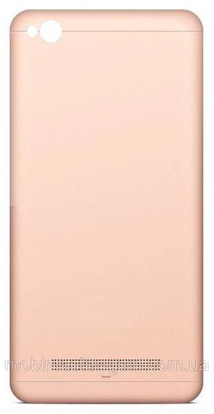 Задняя крышка Xiaomi Redmi 4A gold