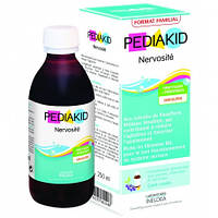 Сироп  для детей, снятие повышенной возбудимости и нервозности  Pediakid,250 мл