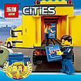 "Конструктор Lepin 02036 ""Грузовик"" (аналог Lego City 3221) 298 деталей, фото 6"