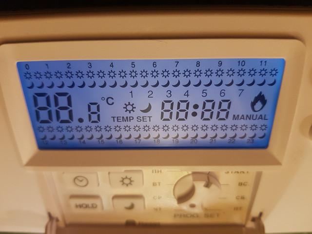 Кімнатні термостати