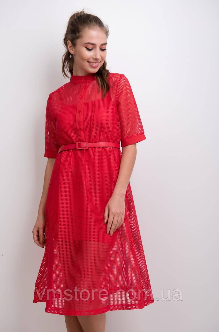 Стильне плаття сітка