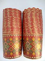 Бумажные формы для выпечки оптом 70*85 Традиционные