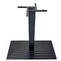 Опора для стола Ле Ман Биг 72,5 чугун черный, Аурит