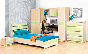 """Дитячі меблі """"Террі"""" від Світ меблів (фісташка)."""