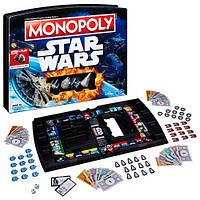 Настольная игра Монополия Звёздные войны Star Wars BL19/02/187