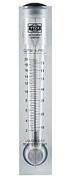 Ротаметр для води FM 20 (10 -70 л/хв) панельний