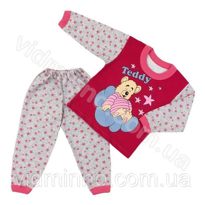 Дитяча піжама Teddy на зріст 110-116 см