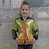 Детская куртка - бомбер