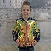 Детская куртка - бомбер, фото 1