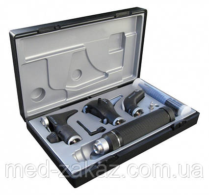Набір отоларинголога ri-scope® L3 LED 3,5 З-ручка для 2 Li-батарейок