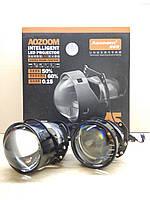 Bi-LED линзы AOZOOM А5, 2,5 дюйм, 35W, 3600LM, 12V, 5500K, фото 1