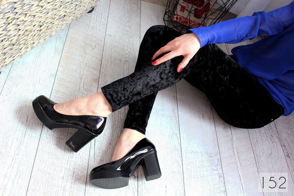 """Туфли """"Lucky"""" (черные)"""
