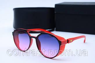 Солнцезащитные очки Armani 2107 красные
