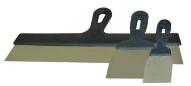 Шпатель с пластиковой ручкой, нержавеющий ПОЛЬША, 150 мм (64216005)